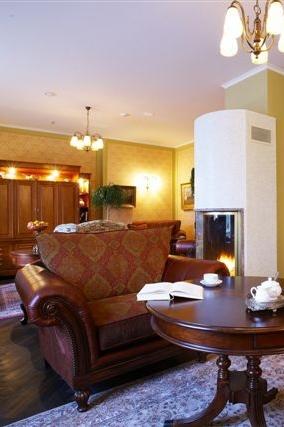 Hotelli lounge